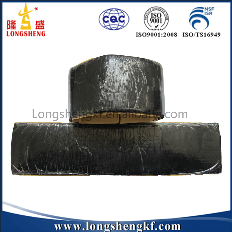 1.5mm*10mm*20m Double Sided Butyl Rubber Tape Sealant For Construction