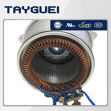 High quality oem stator rotor car ac ev motor