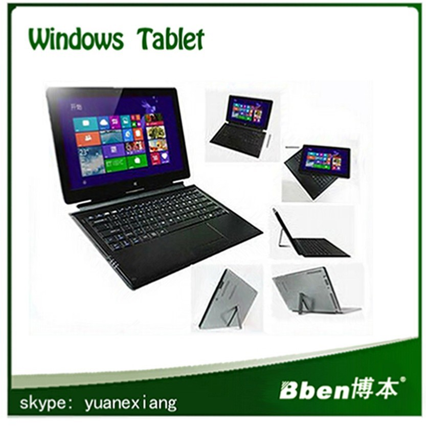 11.6 inch windows 8 Intel Celeron 1037u Tablet pc