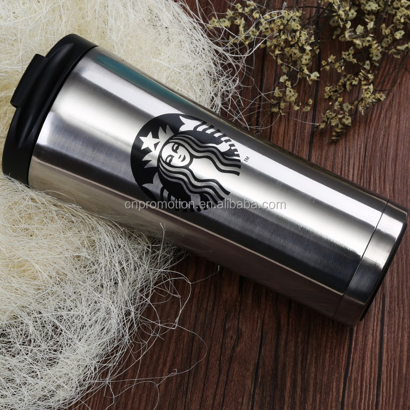 Stainless Steel Thermos 500ML Vacuum Insulated Travel Mug