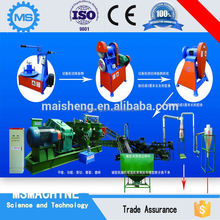 low investment high return waste tire pyrolysis plant price