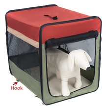 Light Weight Soft Portable Dog Crate/Foldable Pet Carrier/Indoor Outdoor Pet Home