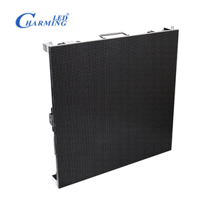 P8 outdoor decorative led wall display screen , stage background led video wall