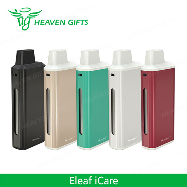 Electronics 5 Colors 650mAh 1.8ml Eleaf iCare Starter Kit electronic cigarrete