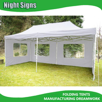 3x6m classic aluminum cheap wedding party tent