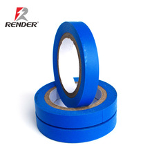 China Supplier Cheap Price Blue Custom Electrical Adhesive PVC Insulation Tape, Insulating Tape