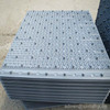 Grey PVC Square Water cooling film fill Cooling Tower Infill