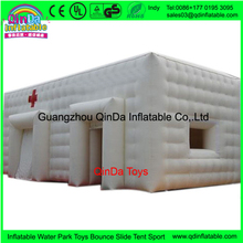 Mobile hospitals shelters emergency tent, inflatable disaster relief tent refugee tent