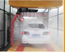 Decar DK-W1 touchless car wash machine with under chassis tire wash