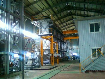 continuous hot dip galvanizing plant for sale( used)