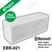 Techwood electronic mobile speaker aux-in function mini bluetooth speaker cellphone