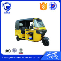 175cc 200cc Tuk Tuk bajaj passenger motor tricycle from Chongqing