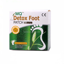 Factory Wholesale Support OEM ,Health and Medical Night foot detox patch