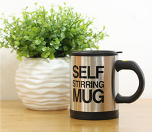 Hot Selling 400ML Self Stiring Mug Automatic Agitation Smart Stainless Steel Mug/Coffee Cup
