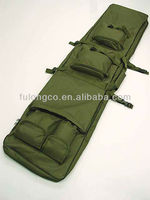 HOT SALE 600D Polyester 1M Black Bullet Type Tactical Rifle Gun Bag For Hunting
