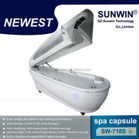Hydro Spa Capsule / Water Massage Bed for Sale Detox Foot Spa