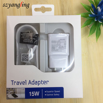 Wholesale For Sams... Wall Charger,Candy Travel EU US Plug USB Home Wall AC Charger Adapter,Mobile Phone Charger
