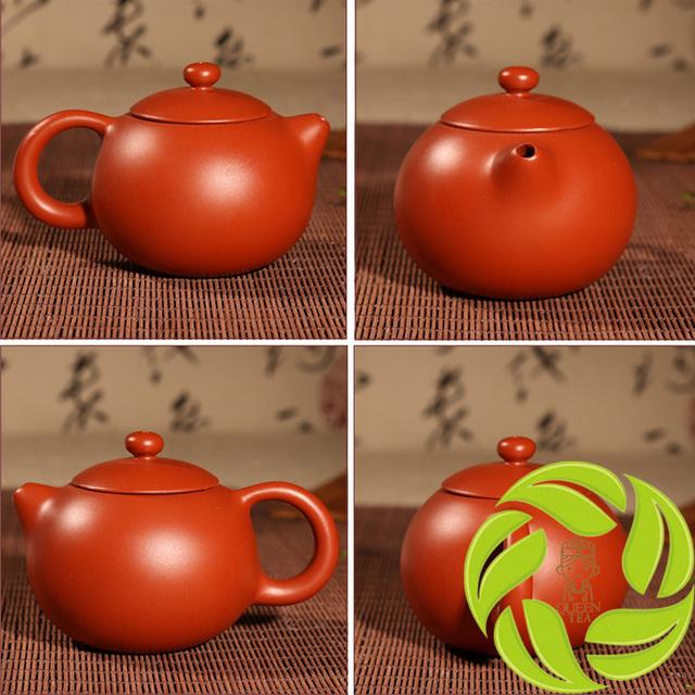 Premium ceramic teaset gongfu tea set purple clay teapot 150ml pottery teapot