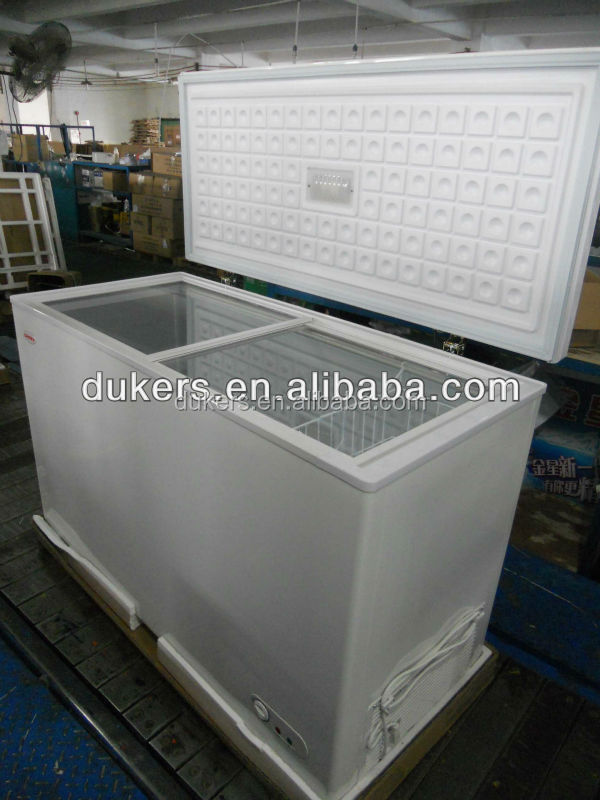 350 liters deep freezer