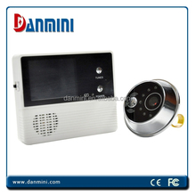 YB-24A DIY digital peephole camera easy to install for security surveillance