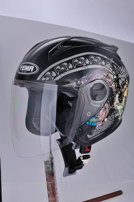 YM-616 open face scooter helmet casque moto motorcycle accessories used motorcycle helmets for sale