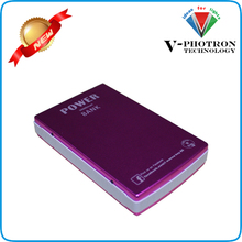 Factory direct sale CE/RoHS Power Bank 11000mah for mobile phone portable charger