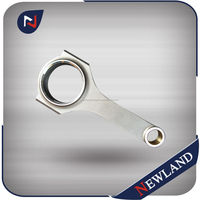 "Forged Connecting Rod For Chevrolet 454 BBC Big Block Connecting Rods 6.135"" CC155.83mm"