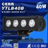 Y&T heavy duty truck accessories LED light bar, Flash Rgb Led Light Bar, High Quality Strobe Light Bar 40 Watt