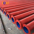 One Leading Manufacturer Of double flange ductile iron pipes FBE internal lined