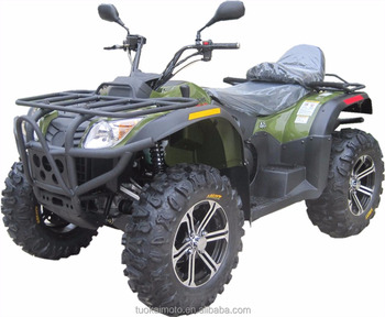 "China high quality 500cc Quad 4x4 drive with 14"" alloy rims (TKA500E-D NEW)"