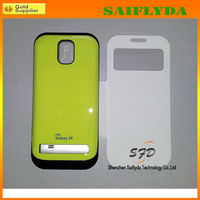 3200mah Extended Battery Pack for samsung galaxy s4 Battery Case i9500