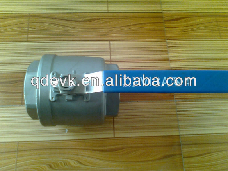 lock washer 2pcs ball valve