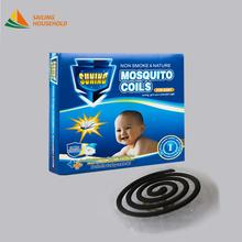 Custom natural for baby manufacturer black mosquito incense repellent coil