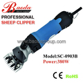 Powerful electric sheep clipper