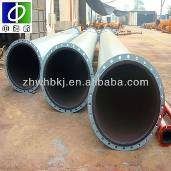 ultrahigh wear-resisting acid proof rubber lining for steel industry and FGD