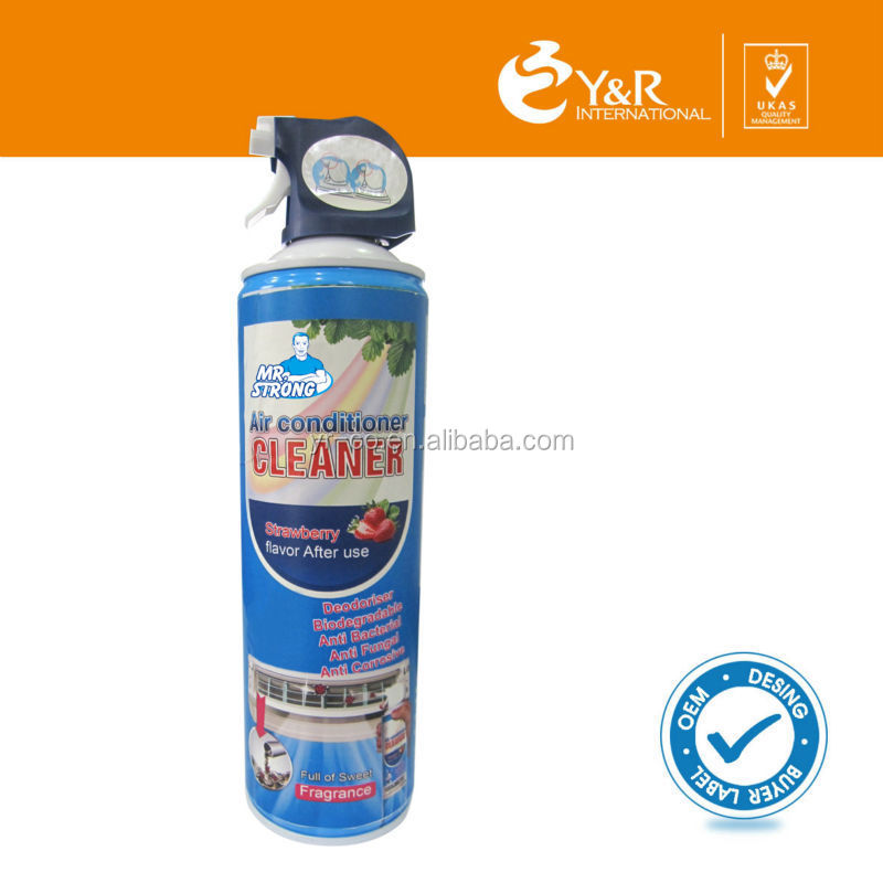 New Item in 2016 Air Conditioner Cleaner Spray