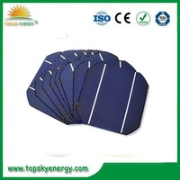 125x125 photovolitic cells 3.5w high efficency mono solar cell made in China