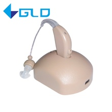Mini Rechargeable over the ear hearing aids for hearing loss help