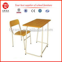 high quality student single seat read desk