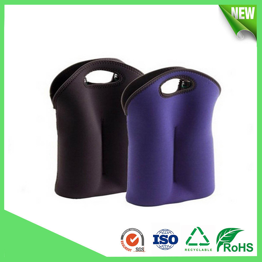 Alibaba china collapsible beer bottle cooler tote bag