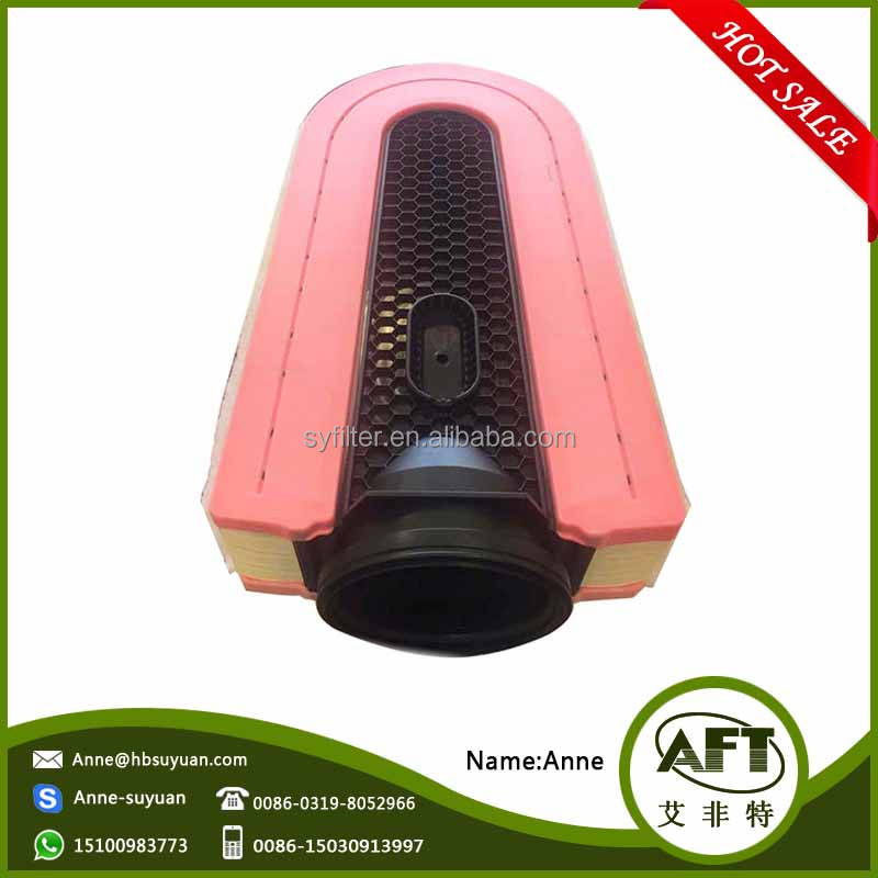 Hot sale auto air filter for Mercedes 6510940104 C35005