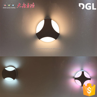 3000K/6000K or RGB Living room wall lamp, compound wall lights, hotel wall lamp