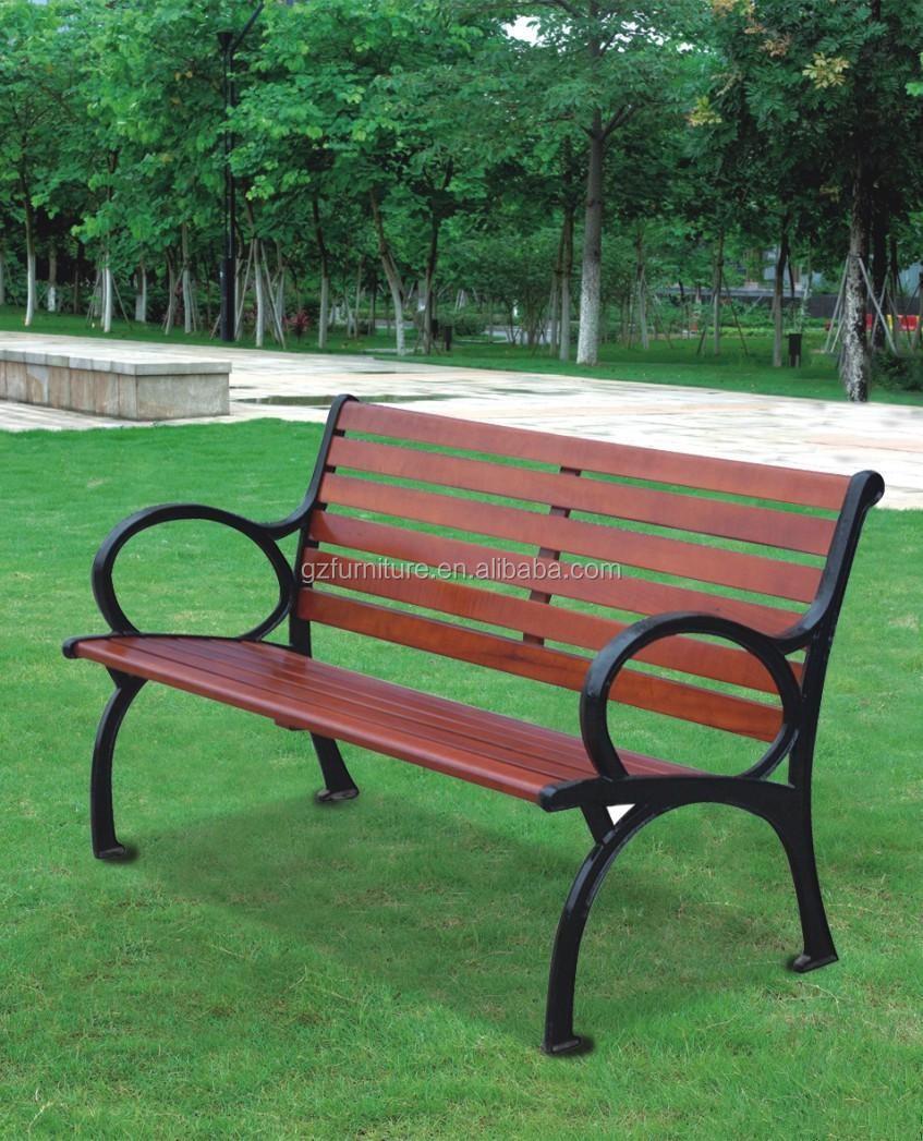 야외 단단한 나무 가구 공원 벤치 부품 긴 나무 벤치-골동품 의자 ...
