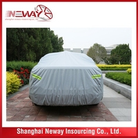 Wholesale Cheap special clear pe car cover