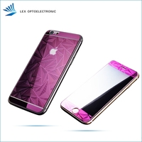 Real Japan Asahi Tempered Glass For iPhone 6 Colored Tempered Glass Screen Protector