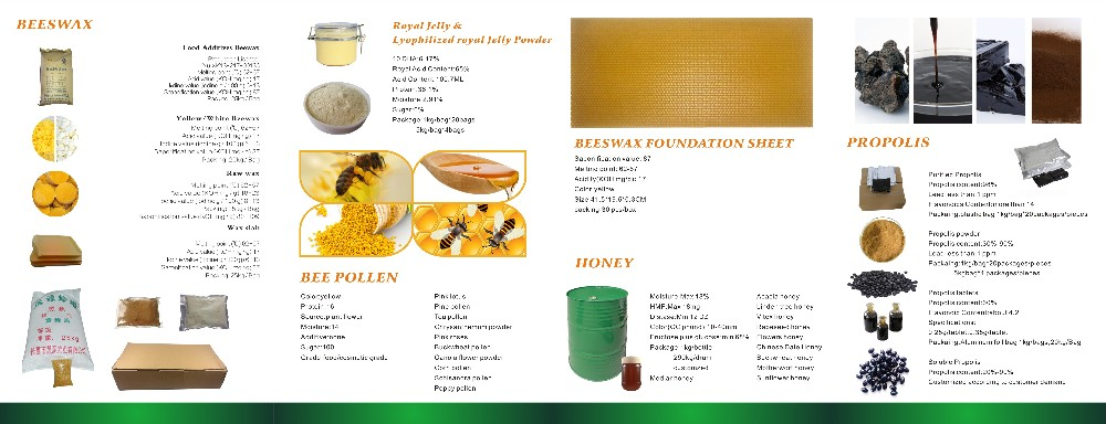SHENGYUAN economic natural raw queen bee honey