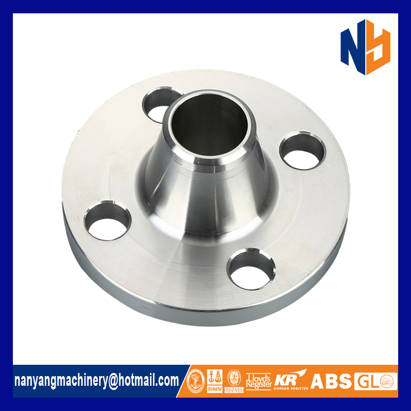 Stainless steel a105 weld neck flange