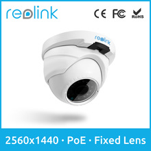 Reolink IP Camera IP PoE Waterproof Dome Onvif 30fps Reatlime Webcam RLC-420