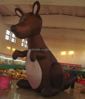 giant inflatable walking kangaroo for outdoors advertising