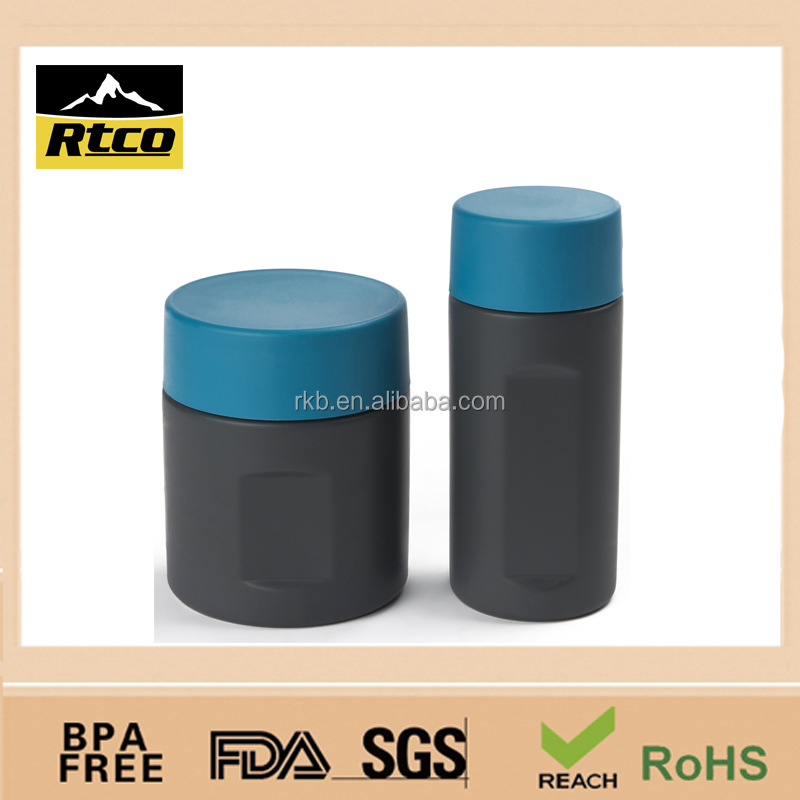 HDPE Plastic pill medicine/ nutrition powder bottle/container with lid